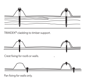 COLORBOND® Trimdek Roof Sheets   Metal Roofing Online