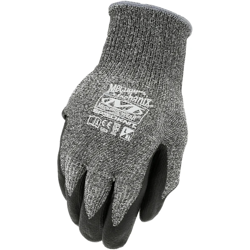 Mechanix Wear SpeedKnit CR5 Gloves logo