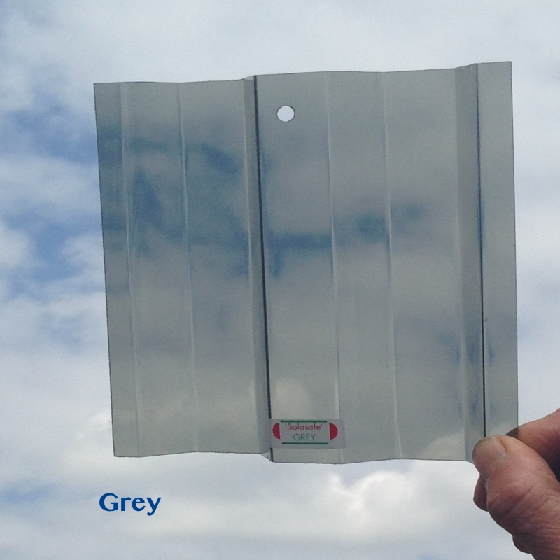 Polycarbonate Grey
