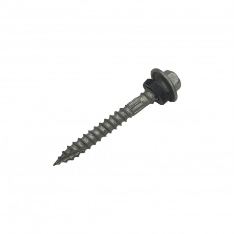 Screws - 12 x 50 - Timber Fix, Type 17 Plain (unpainted) logo