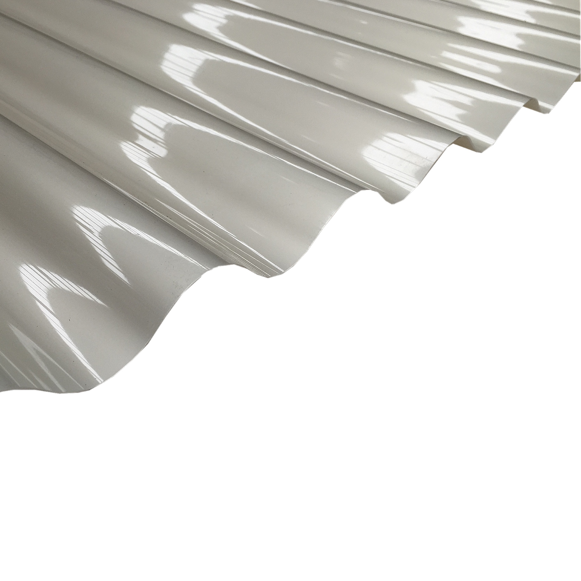 Polycarbonate Corrugated Roofing Level 3 Sheet logo